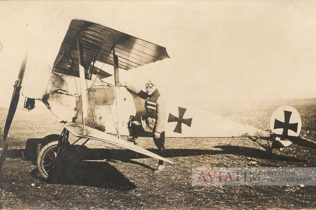 Fokker B.II - Stories from a forgotten past