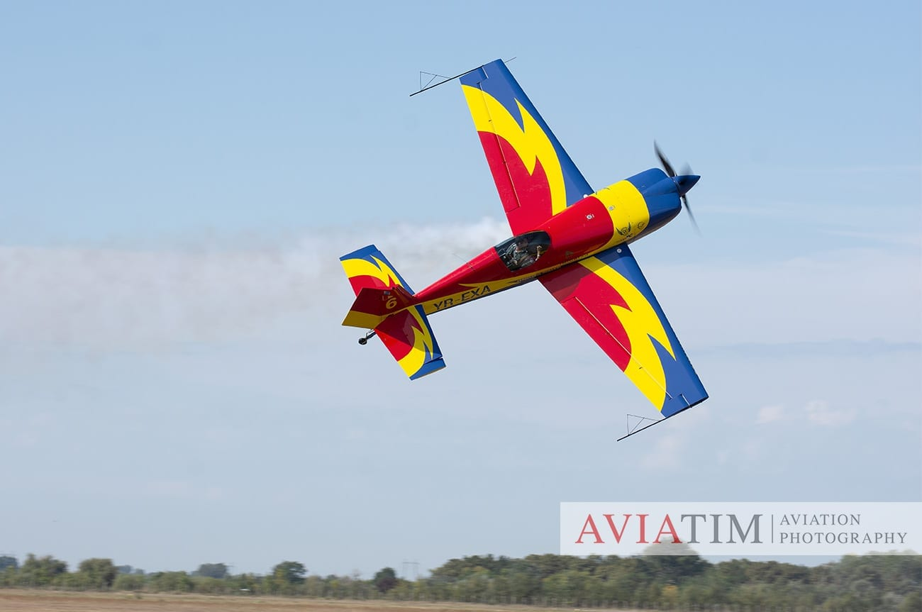 35. Szeged Air Show. Extra330. Hawks of Romania. Airshows. Iul2019